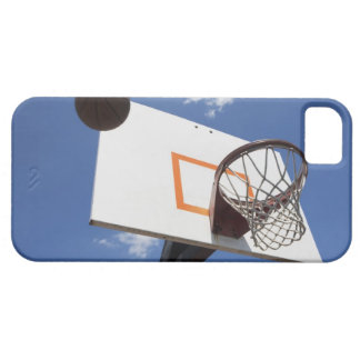 USA, Florida, Miami, Low angle view of iPhone 5 Cover
