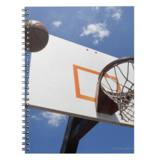 USA, Florida, Miami, Low angle view of Notebooks