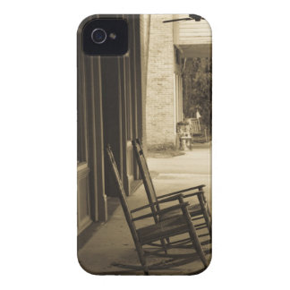 USA, Florida, Micanopy, oldest inland settlement iPhone 4 Case-Mate Cases