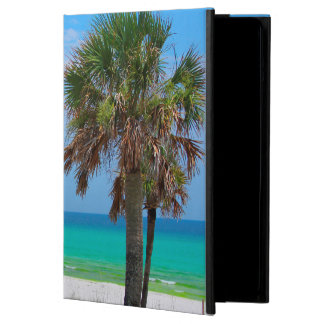 USA, Florida. Palm Trees On Emerald Coast Case For iPad Air