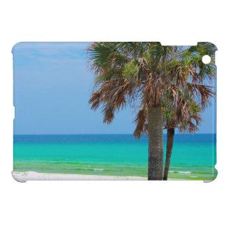 USA, Florida. Palm Trees On Emerald Coast iPad Mini Covers
