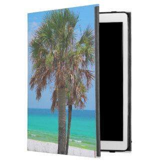 """USA, Florida. Palm Trees On Emerald Coast iPad Pro 12.9"""" Case"""