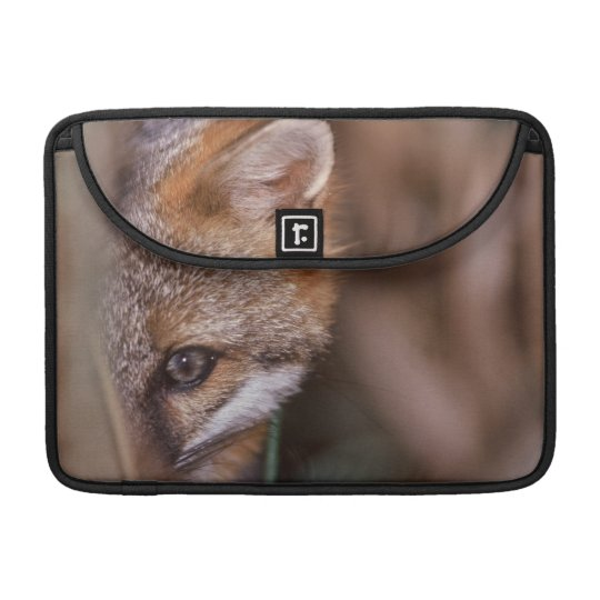 USA, Florida, Swamp Fox Sleeve For MacBook Pro