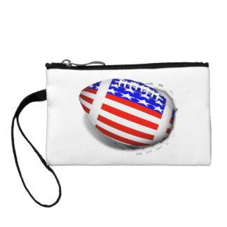 USA Football (2) Tear Away Coin Purse