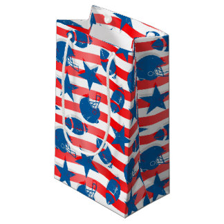 USA football Small Gift Bag