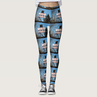 USA For Sale? Leggings