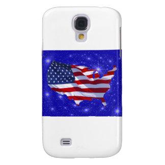 USA GALAXY S4 CASE