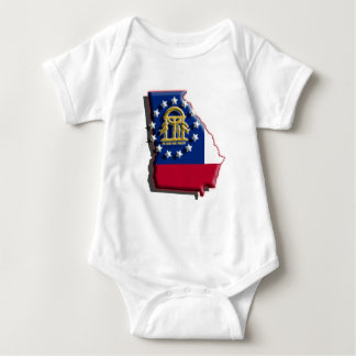USA: Georgia (3d) T Shirt