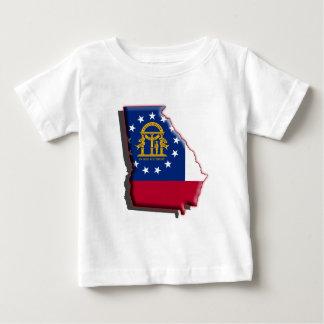 USA: Georgia Baby T-Shirt