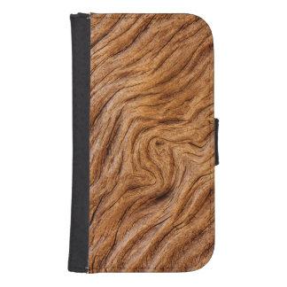USA, Georgia, Jekyll Island, Abstract Samsung S4 Wallet Case