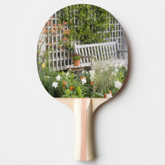 USA, Georgia, Pine Mountain. Chair in the Ping Pong Paddle