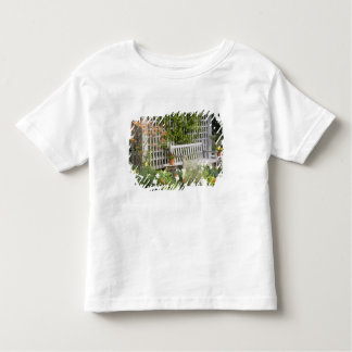 USA, Georgia, Pine Mountain. Chair in the Toddler T-Shirt