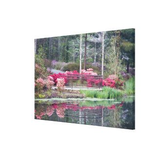 USA, Georgia, Pine Mountain. Viewing area by Canvas Print