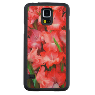 USA, Georgia, Savannah, Bouquet Of Gladiolus Maple Galaxy S5 Slim Case