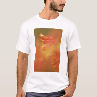 USA Georgia Savannah buckeye flower abstract T-Shirt