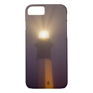 USA; Georgia; Savannah.  Tybee Island Lighthouse iPhone 8/7 Case
