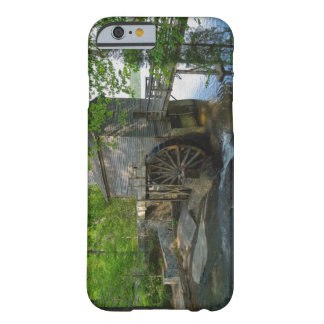 USA, Georgia, Stone Mountain, Watermill in trees Barely There iPhone 6 Case