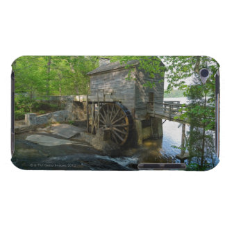 USA, Georgia, Stone Mountain, Watermill in trees Barely There iPod Cases