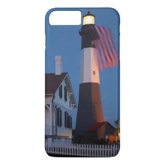 USA, Georgia, Tybee Island, Flag Flying iPhone 8 Plus/7 Plus Case