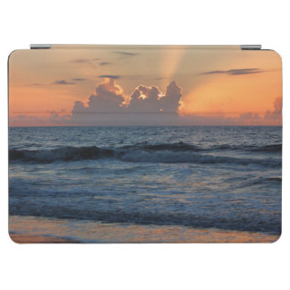 USA, Georgia, Tybee Island, Tybee Island Beach iPad Air Cover