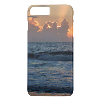 USA, Georgia, Tybee Island, Tybee Island Beach iPhone 8 Plus/7 Plus Case