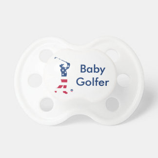 USA golf American flag golfer Dummy