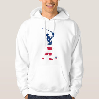 USA golf American golfer Hoodie