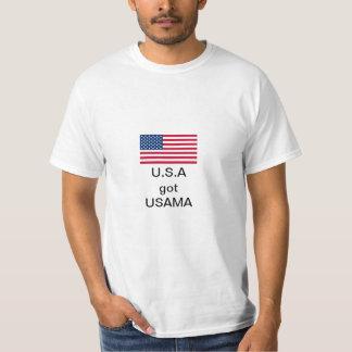 USA got USAMA T-Shirt