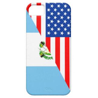 usa guatemala country half flag america symbol iPhone 5 cases