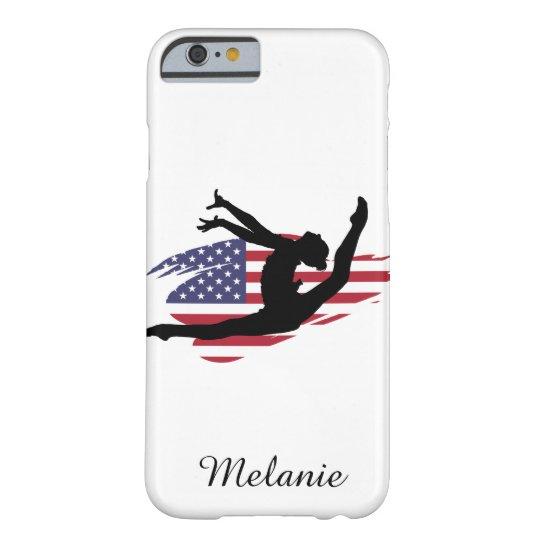 USA Gymnast iphone 6 case