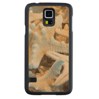 USA, Hawaii, Big Island. Kona Carved Maple Galaxy S5 Case