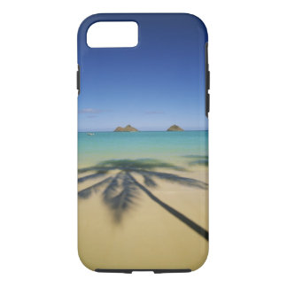 USA, Hawaii, Kailua. Lanikai Beach. iPhone 7 Case