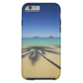 USA, Hawaii, Kailua. Lanikai Beach. Tough iPhone 6 Case