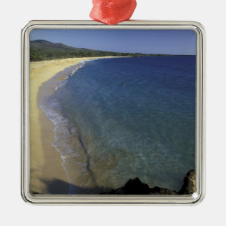 USA, Hawaii, Maui, Maui, Makena Beach, Christmas Ornament
