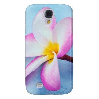 USA, Hawaii, Oahu, Plumeria flowers in bloom 2 Galaxy S4 Case