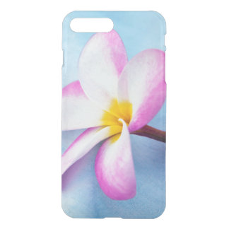 USA, Hawaii, Oahu, Plumeria flowers in bloom 2 iPhone 8 Plus/7 Plus Case