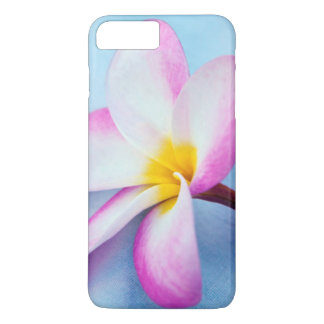 USA, Hawaii, Oahu, Plumeria flowers in bloom 2 iPhone 8 Plus/7 Plus Case
