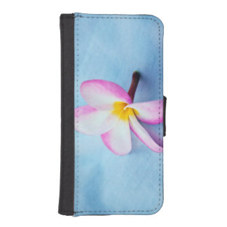USA, Hawaii, Oahu, Plumeria flowers in bloom 2 iPhone SE/5/5s Wallet Case