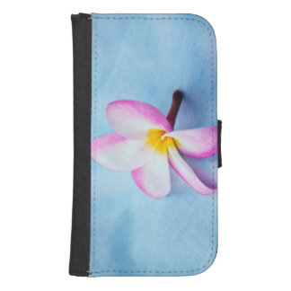 USA, Hawaii, Oahu, Plumeria flowers in bloom 2 Samsung S4 Wallet Case