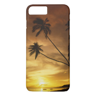 USA, Hawaii. Sunset on Molokai. iPhone 8 Plus/7 Plus Case