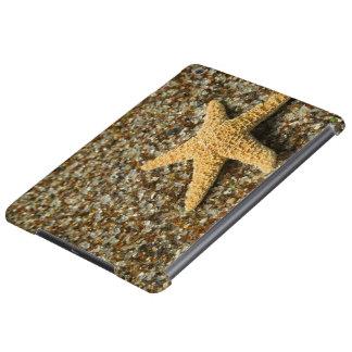 USA, HI, Kauai, Glass Beach with Star fish iPad Air Case