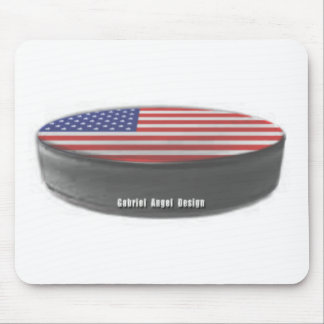USA Hockey Mouse Mat