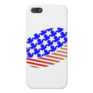 USA Icehockey puck iPhone 5/5S Covers