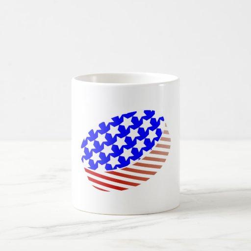 USA Icehockey puck Mugs