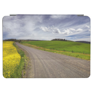 USA, Idaho, Idaho County, Canola Field iPad Air Cover
