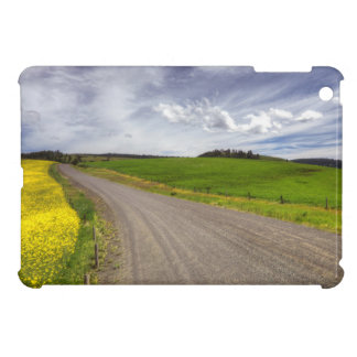 USA, Idaho, Idaho County, Canola Field iPad Mini Cover