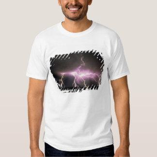 USA, Idaho. Lightning. T Shirts