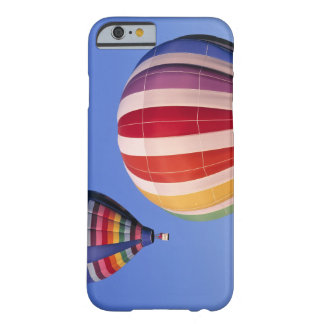 USA, Idaho, Teton Valley. Colorful hot-air Barely There iPhone 6 Case