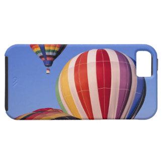 USA, Idaho, Teton Valley. Colorful hot-air iPhone 5 Cases