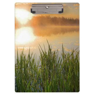 USA, Idaho, Winchester Lake State Park, Lapwai Clipboard